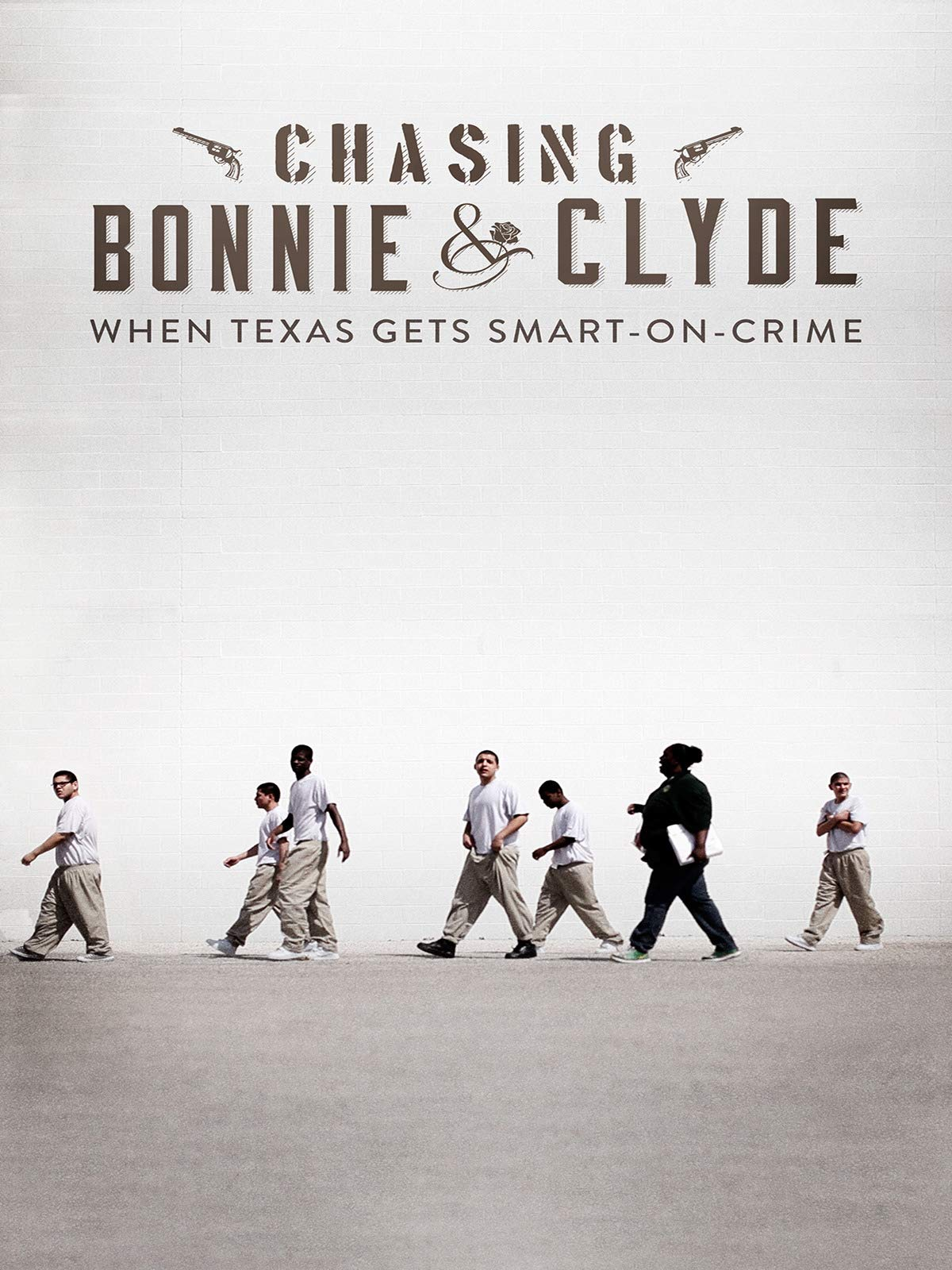 Chasing Bonnie and Clyde on Amazon Prime Video UK