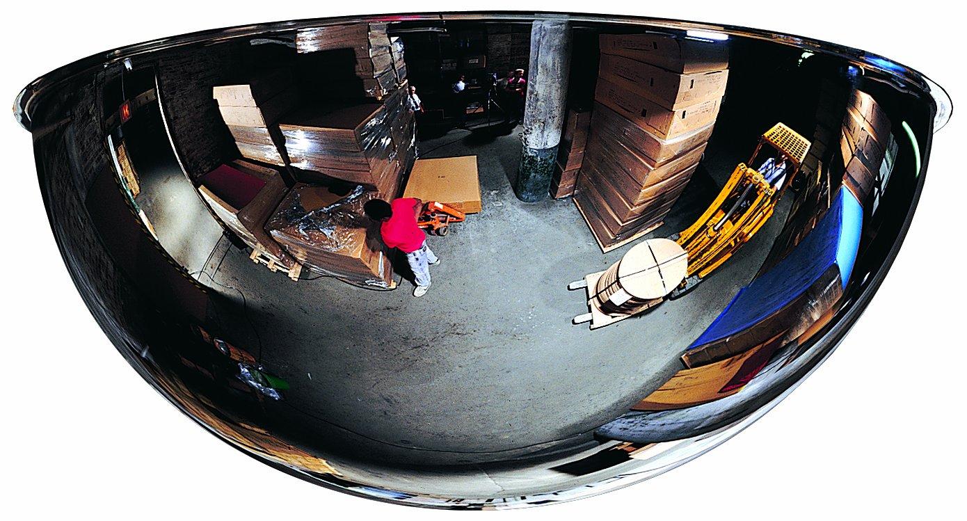 Cu l es la diferencia entre un espejos concavos y convexo for Espejos esfericos convexos