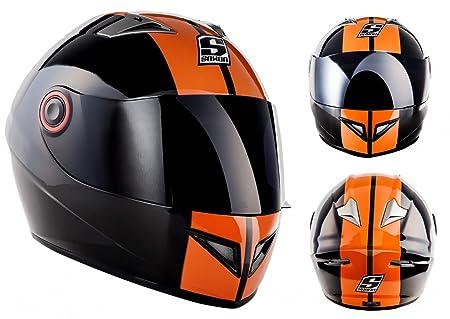 SOXON ST-666 Deluxe night - noir Int_gral moto casque helmet quad scooter ECE - XS S M L XL