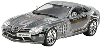 Tamiya - 24331 - Maquette - Voiture - Mb Slr Mclaren Full View