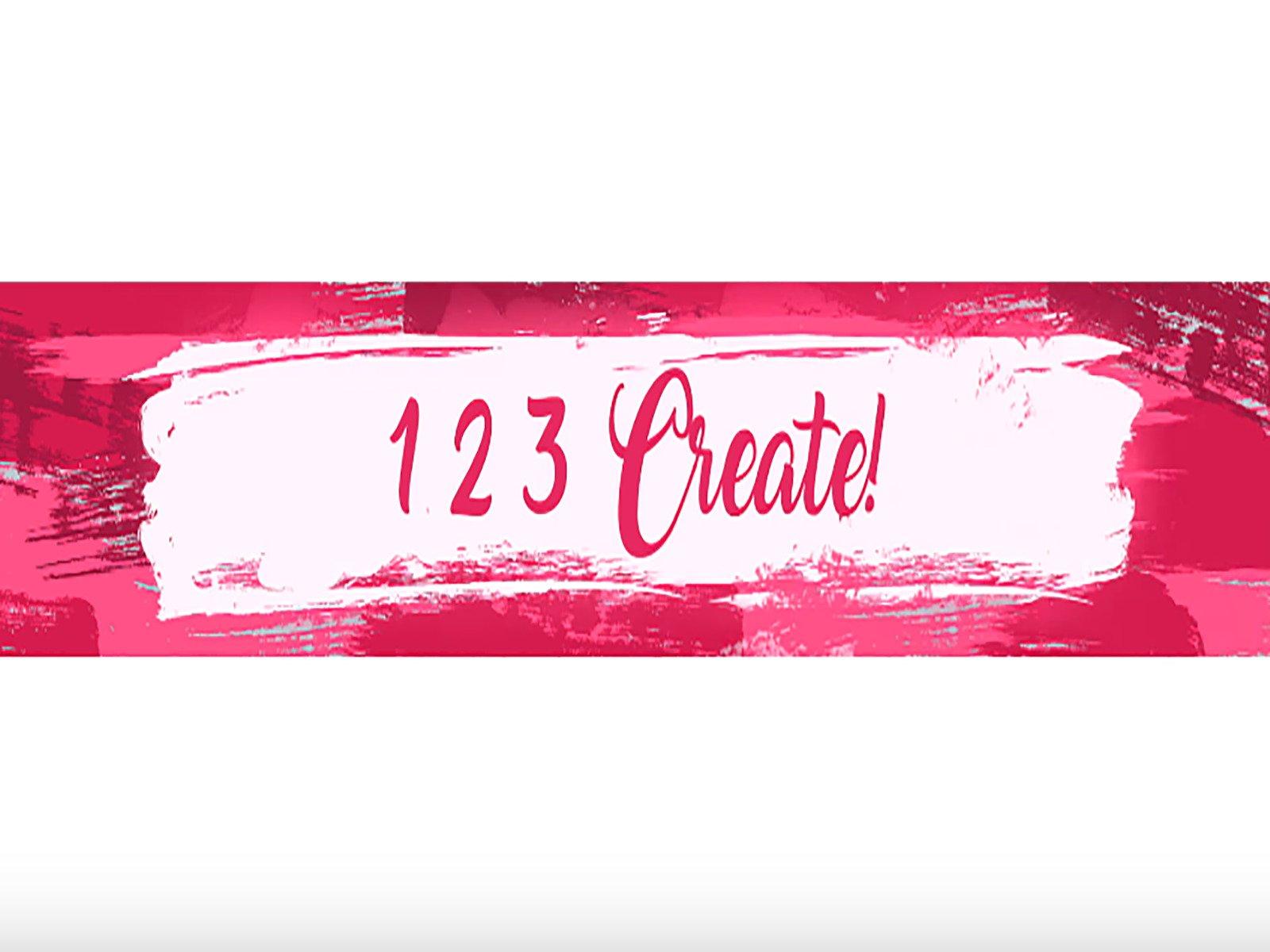 1 2 3 Create - Season 1