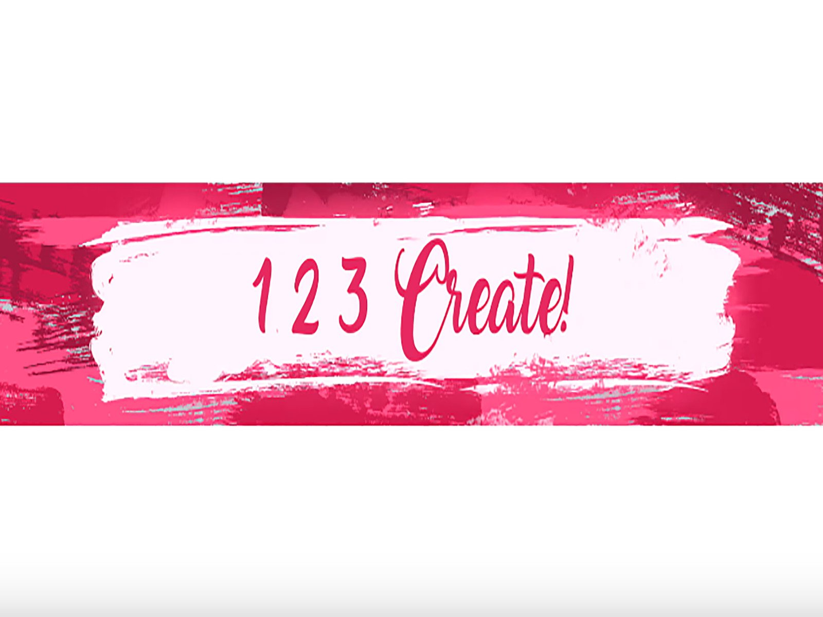1 2 3 Create
