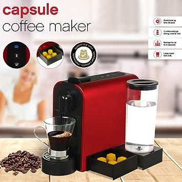 Nespresso Compatible Espresso Coffee Maker