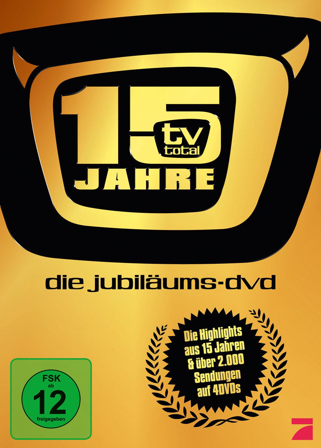 15 Jahre TV total