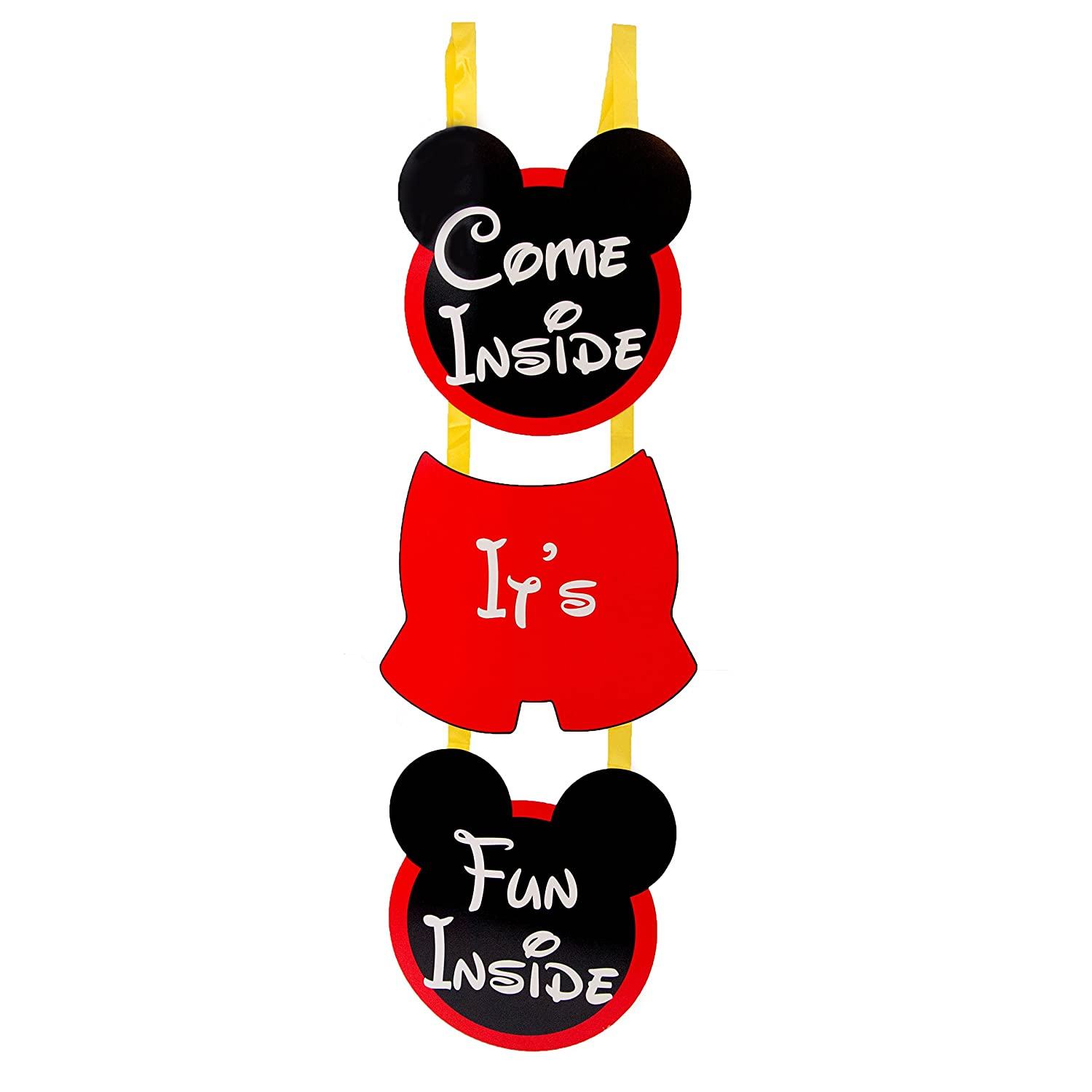 Mickey Mouse Inspired Come Inside It