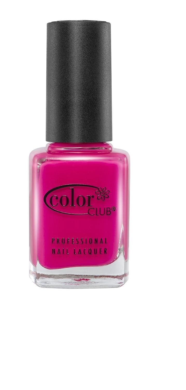 Лак для ногтей розовый неон