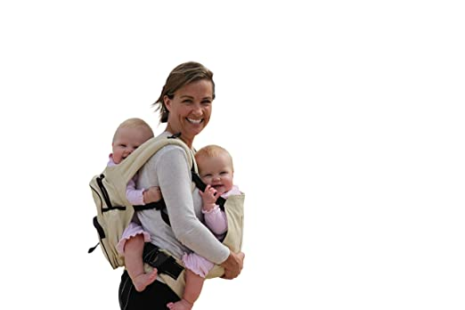 Backpack Carrier For Twins Twingaroo Twin Carrier