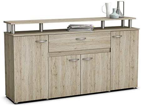 "Sideboard Kommode Anrichte Highboard Buffetschrank Schrank Buffet ""Swift II"""