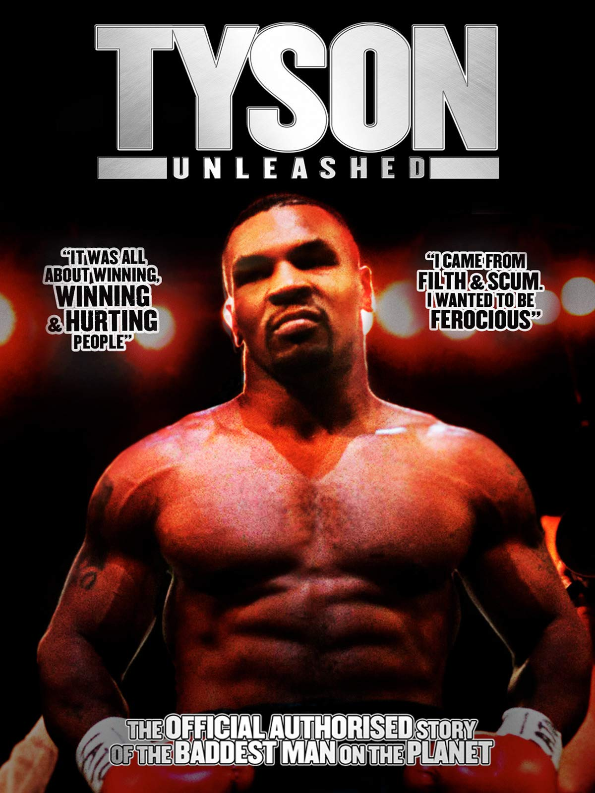 Tyson Unleashed on Amazon Prime Video UK