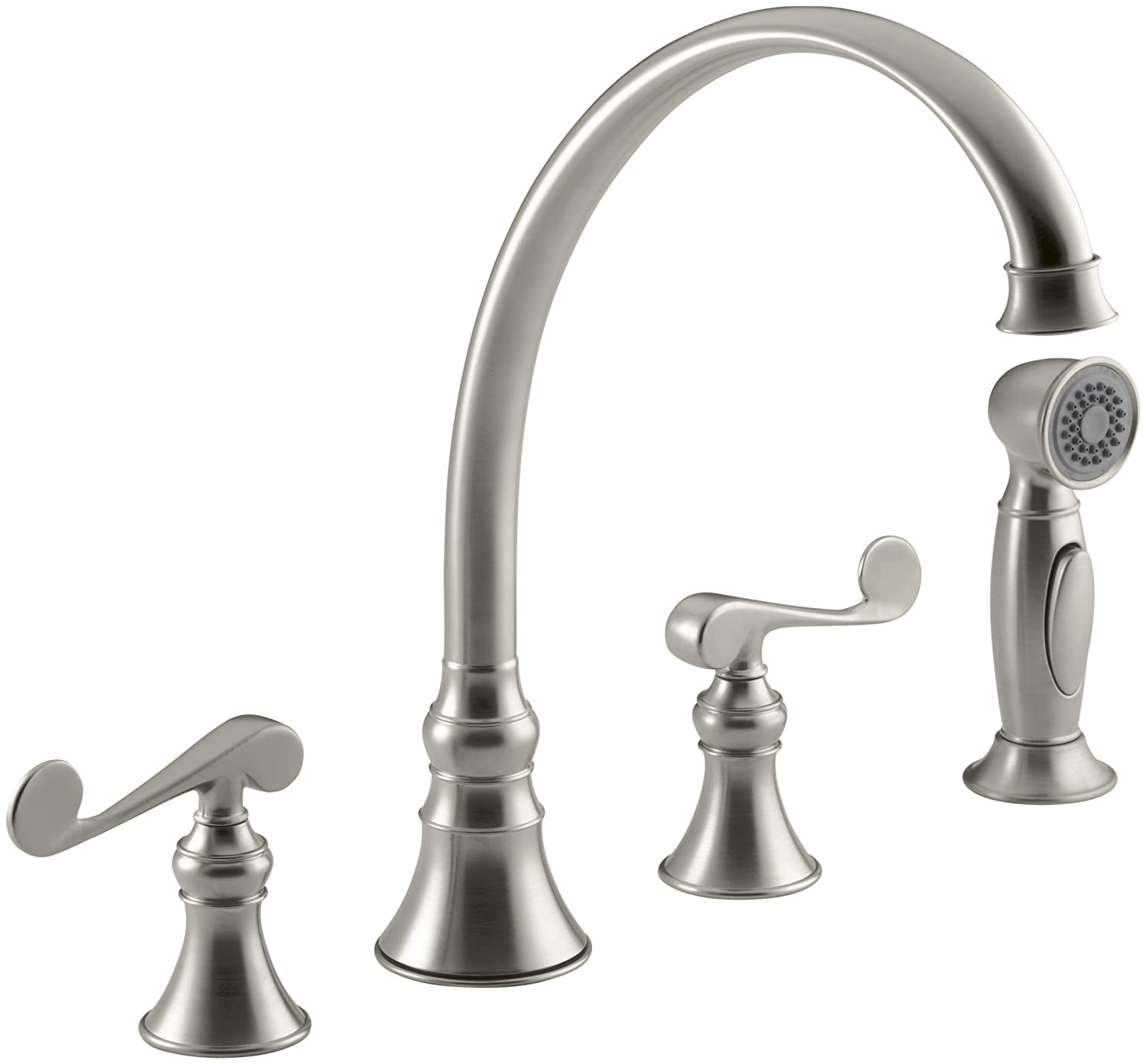 KOHLER Revival Kitchen Sink Faucet king s revival