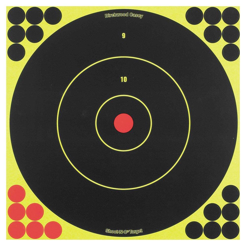 1000 Inch Target 12-inch Bull's-eye Target