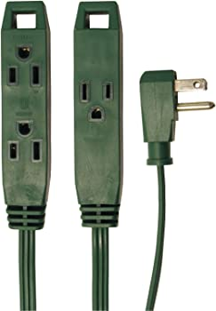 Axis 45511 3-Outlet 8-Feet Extension Cord