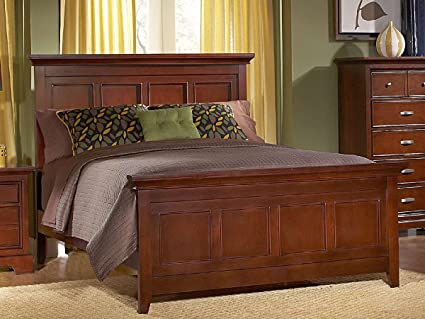 Queen Size Bed Glamour Collection by Homelegance
