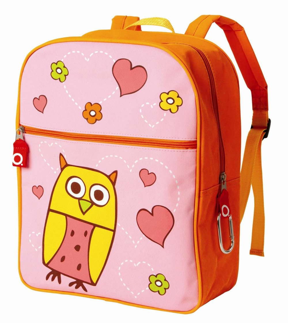 SugarBooger Owl Zippie BackPack
