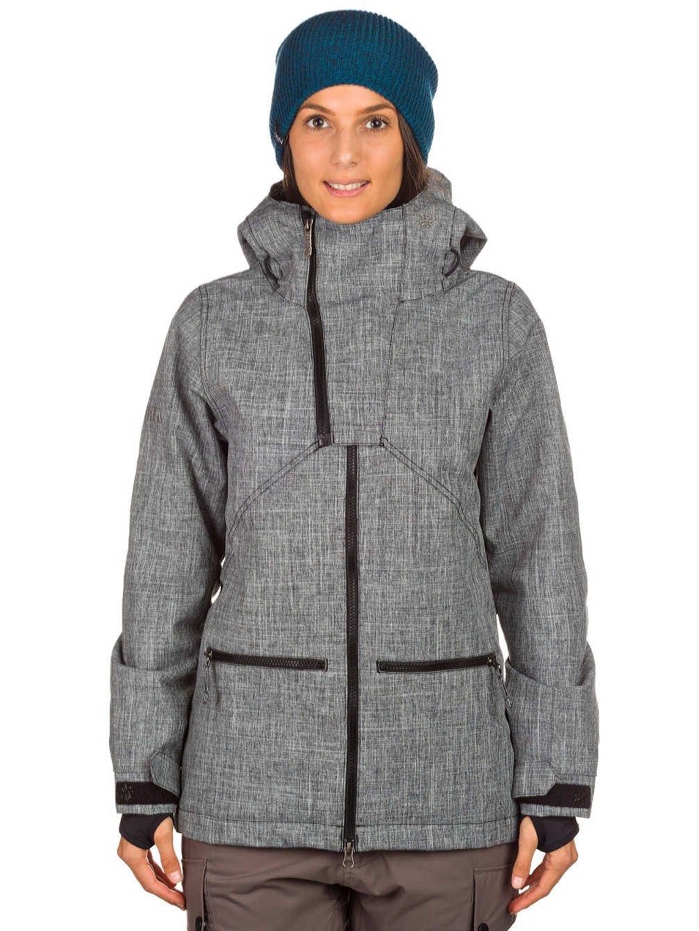 Damen Snowboard Jacke Nikita Hel (2-Tone) Jacket günstig