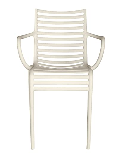 PIP e Chair with Armrests White (B4)