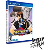 King of Fighters 97 Global Match (Limited Run #205) - PlayStation Vita