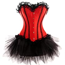 Corset-story A3015-S013 corset and tutu