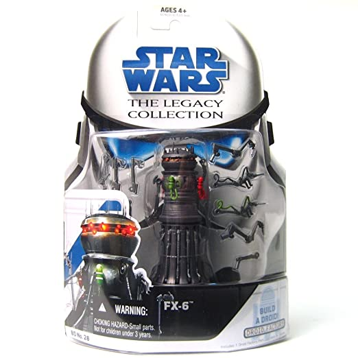 Star Wars Legacy Collection FX-6