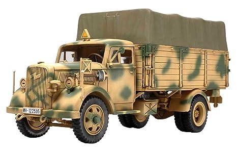 camion allemand 3t kfz.305 tamiya 1/48