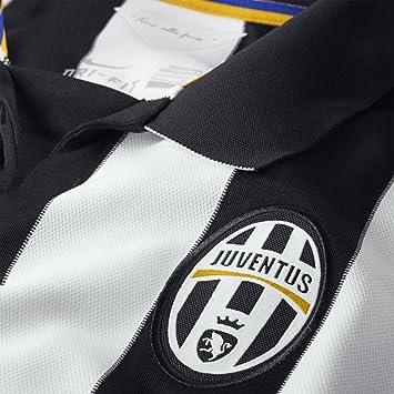 5d93f33de0 maglia calcio official JUVENTUS nike 611077 Taglia M BLACK/WHITE ...