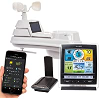 AcuRite 01057RM Color Weather Station Display & 5-in-1 Weather Environment System