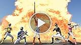 CGR Trailers - POWER RANGERS MEGAFORCE Launch Trailer