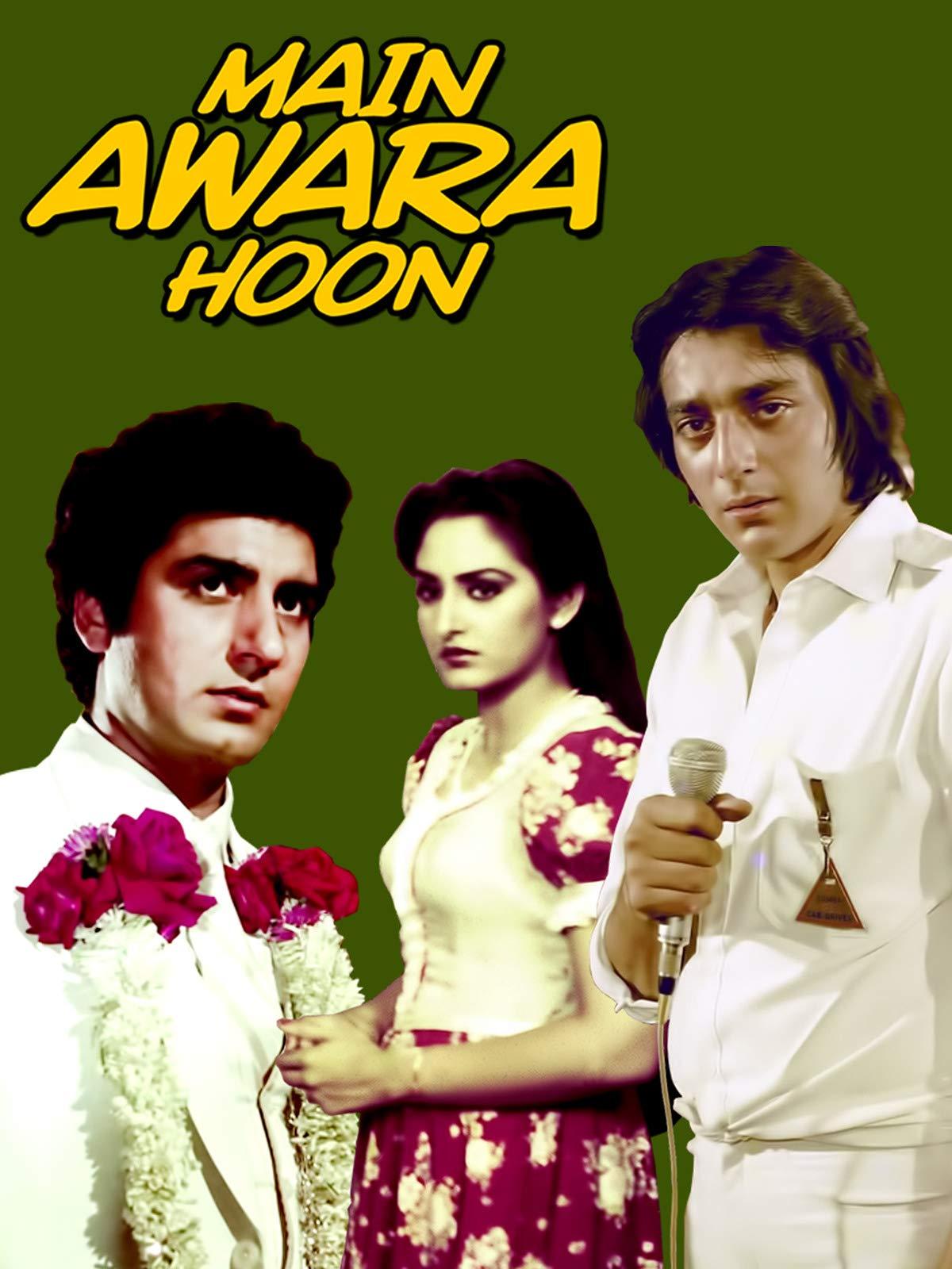 Main Awara Hoon on Amazon Prime Video UK