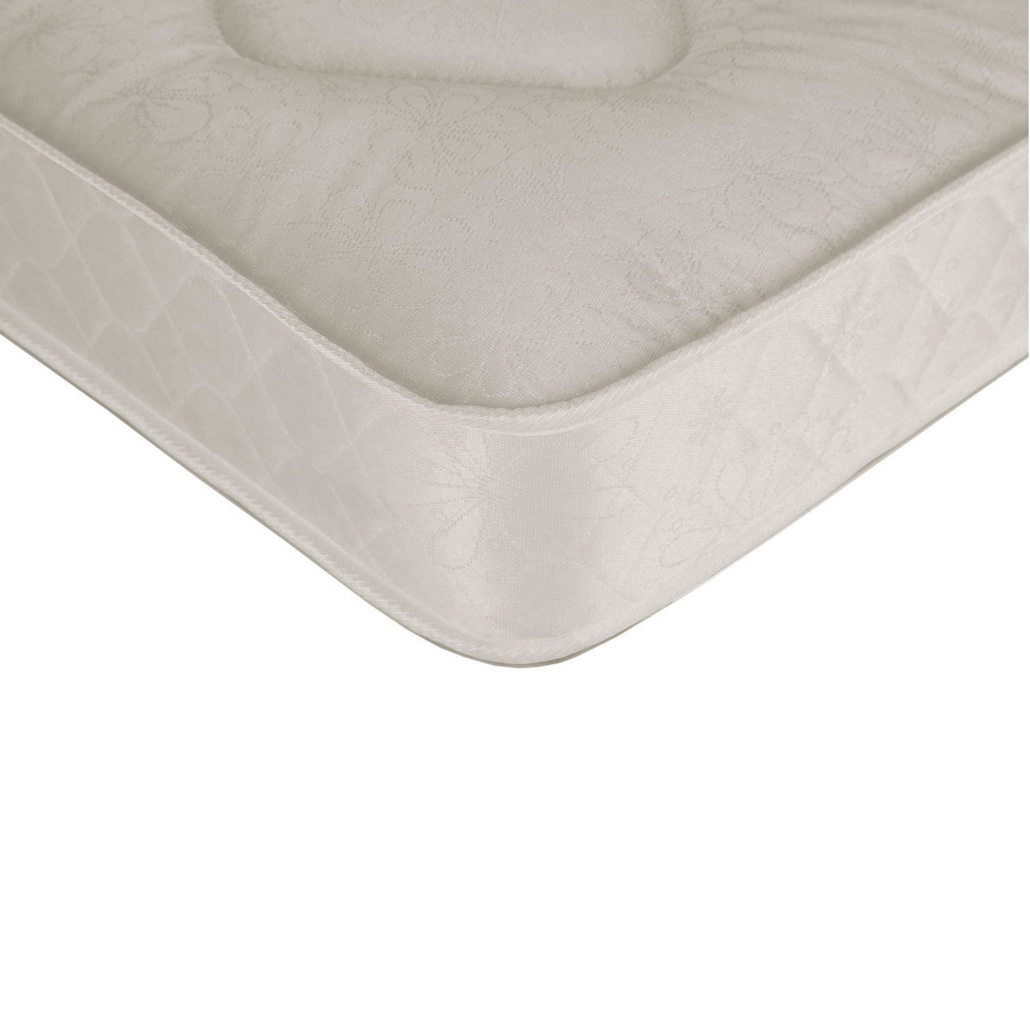 WorldStores Superior Comfort Ortho Supreme Mattress   5FT King Size Mattress   Coil Sprung Mattress   Luxury Belgian Damask Cover   Sumptuous, Supportive Fillings   Firm       Customer reviews and more information