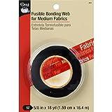 Dritz 265 Fusible Bonding Web, Regular Weight, 5/8-Inch x 18-Yards, Black (Color: Black, Tamaño: 5/8-Inch x 18-Yards)