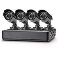 Conceptronic 4-Channel Compact CCTV Surveillance Kit