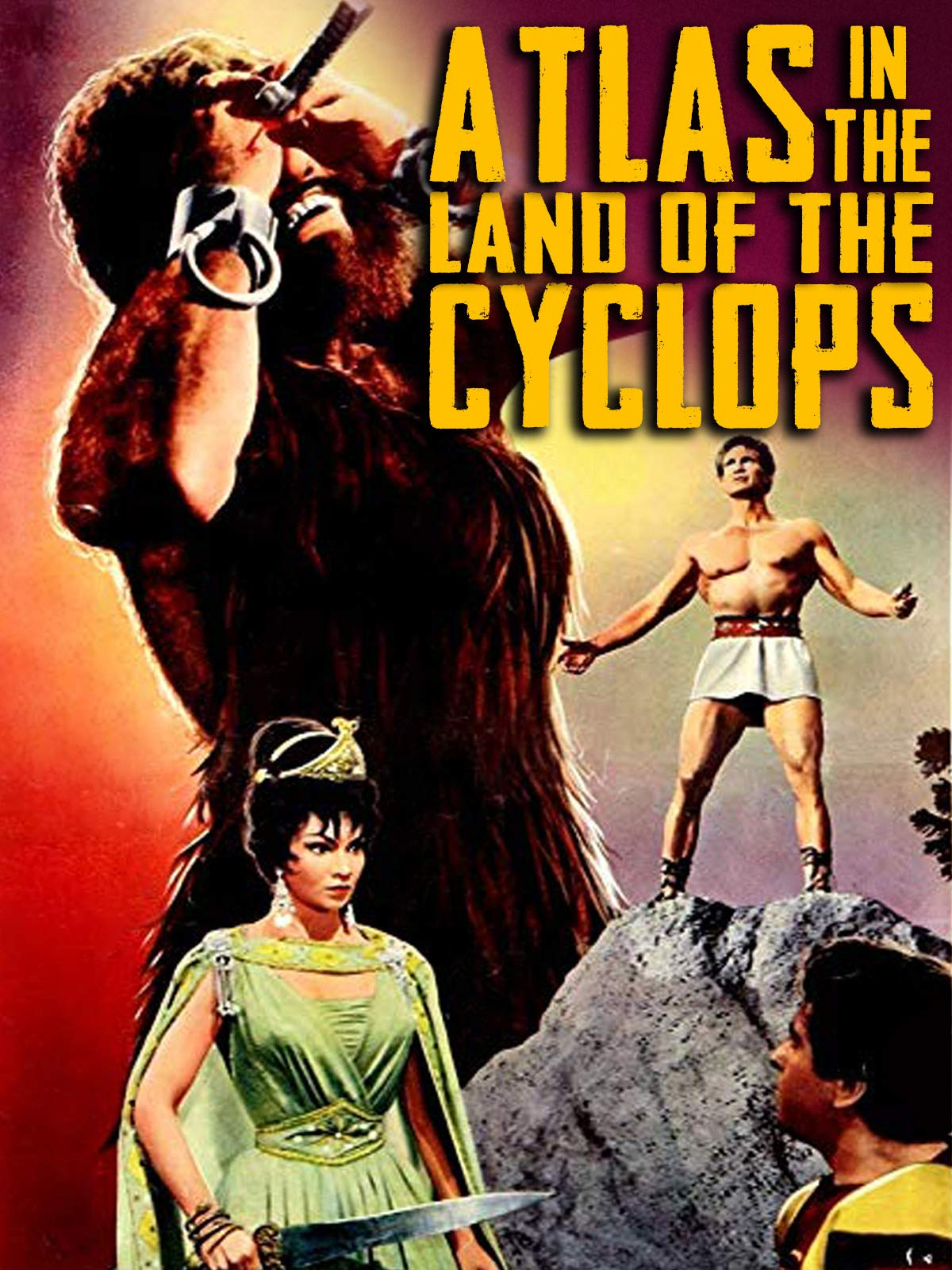 Atlas In The Land Of The Cyclops on Amazon Prime Instant Video UK