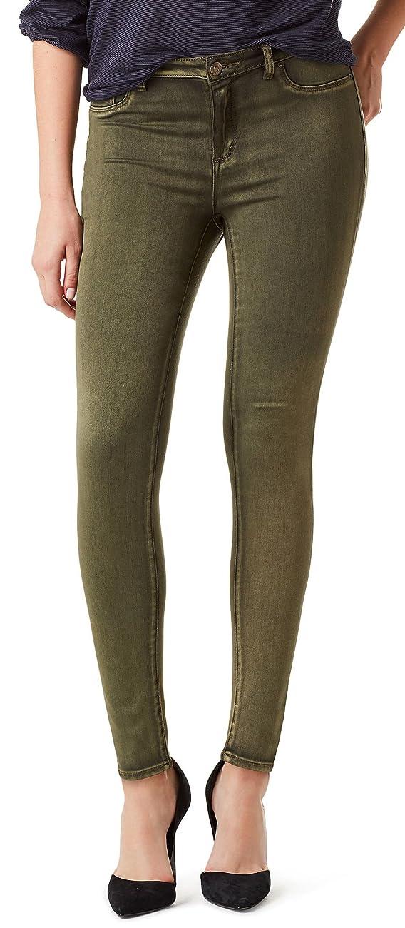 Vintage America Womens Boho Wash Skinny Jeans 0
