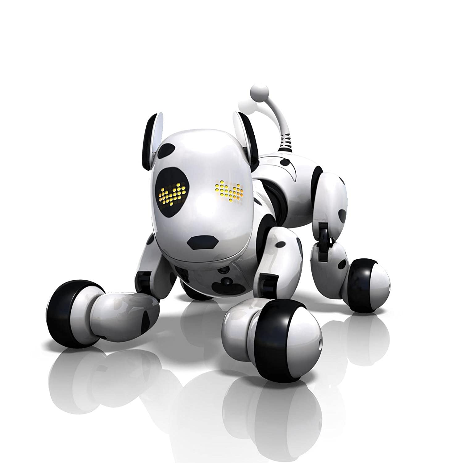 Dad of Divas' Reviews: Product Review - Zoomer The Robot Dog