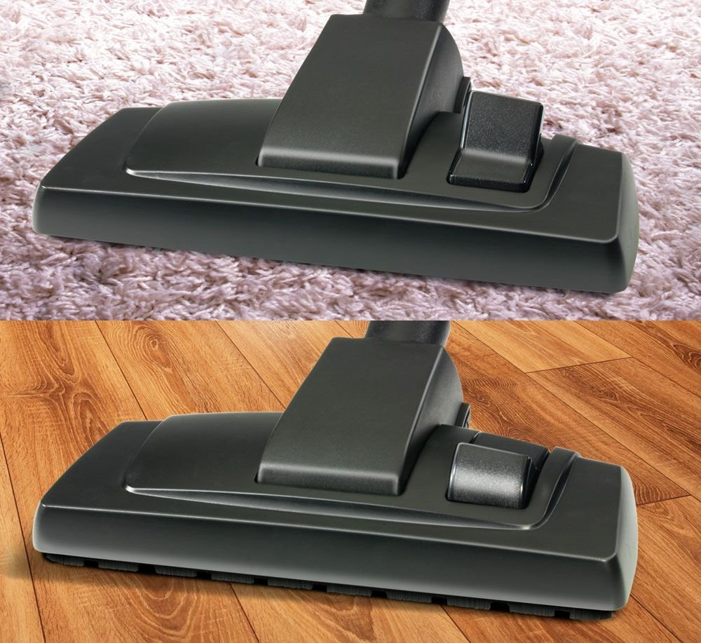 This Hetty vacuum is ideal for both carpets and wooden floors.
