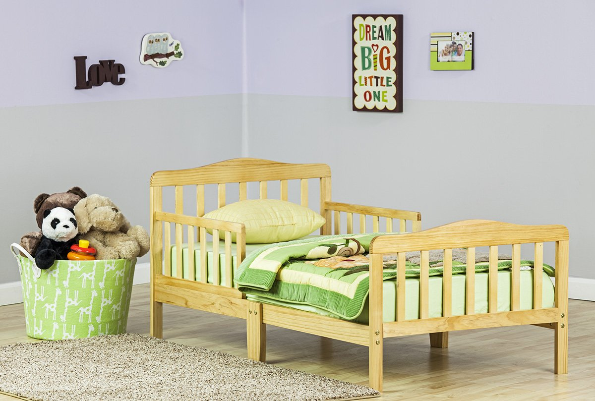 Dream On Me Toddler Bed Model  Assembly