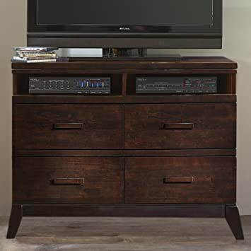Franklin Merlot Media Chest