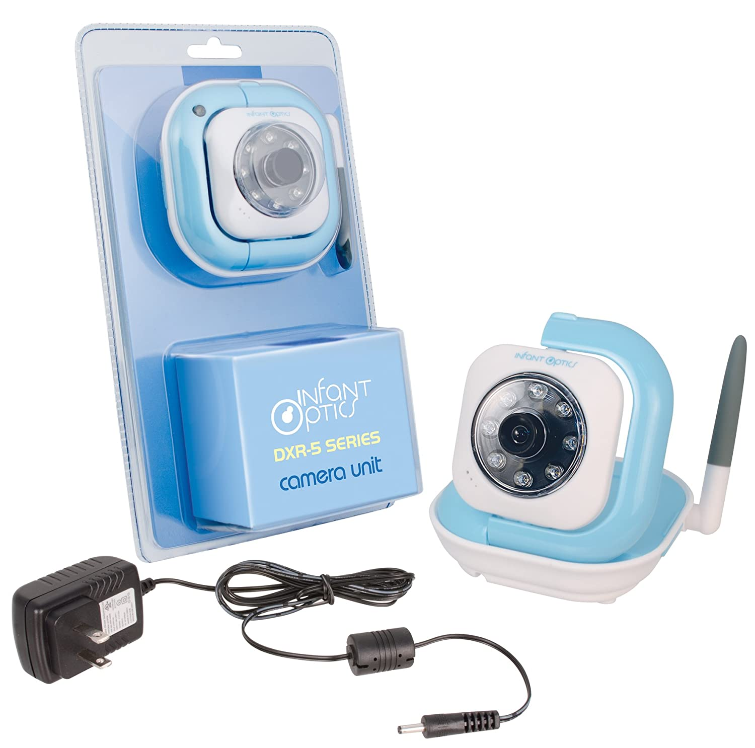 Infant Optics Add-On Camera for DXR-5 2.4 Ghz Video