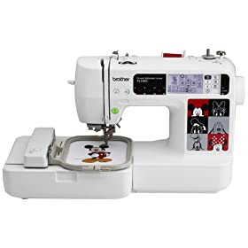 Brother PE540D 4x4 Embroidery Machine width=