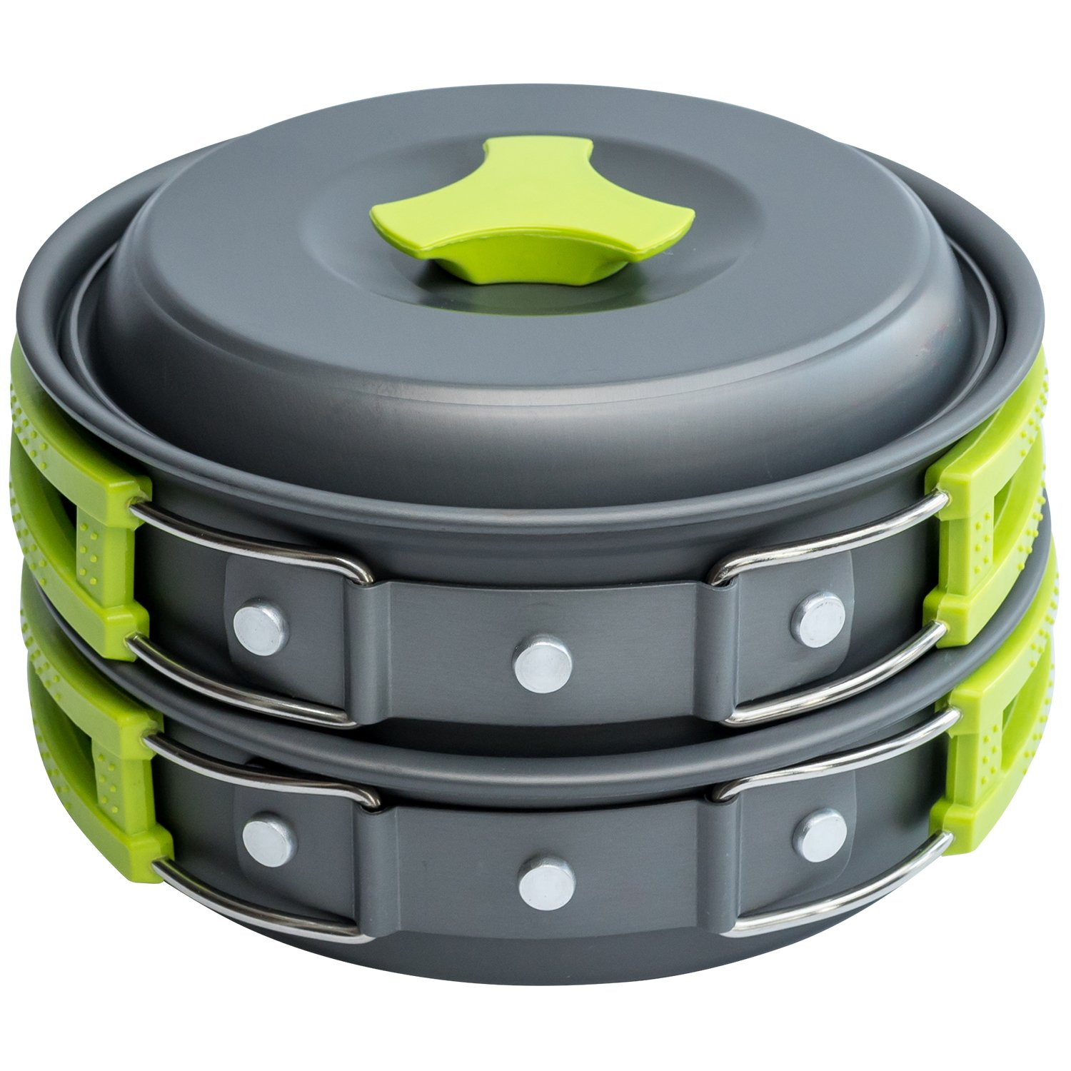 Camping Cookware By Mallome