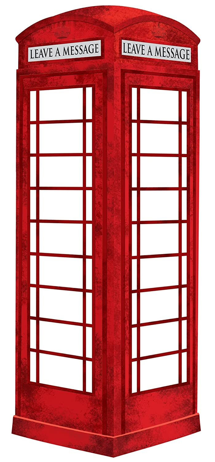 Telephone box photo booth 60 Showiest