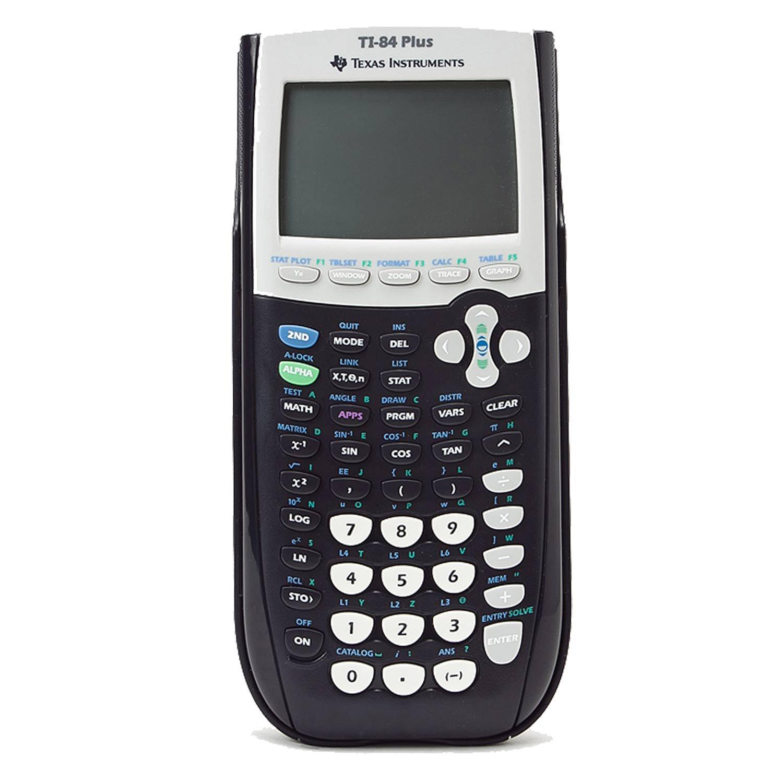 Back to School Bargain Alert: Texas Instruments TI-84 Plus Graphing Calculator, Half Off!