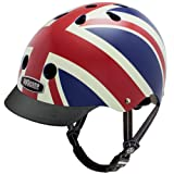 Nutcase - Street Bike Helmet, Fits Your Head, Suits Your Soul - Union Jack, Medium