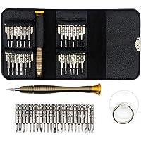 25-in-1 Screwdriver Wallet Kit Repair Tools