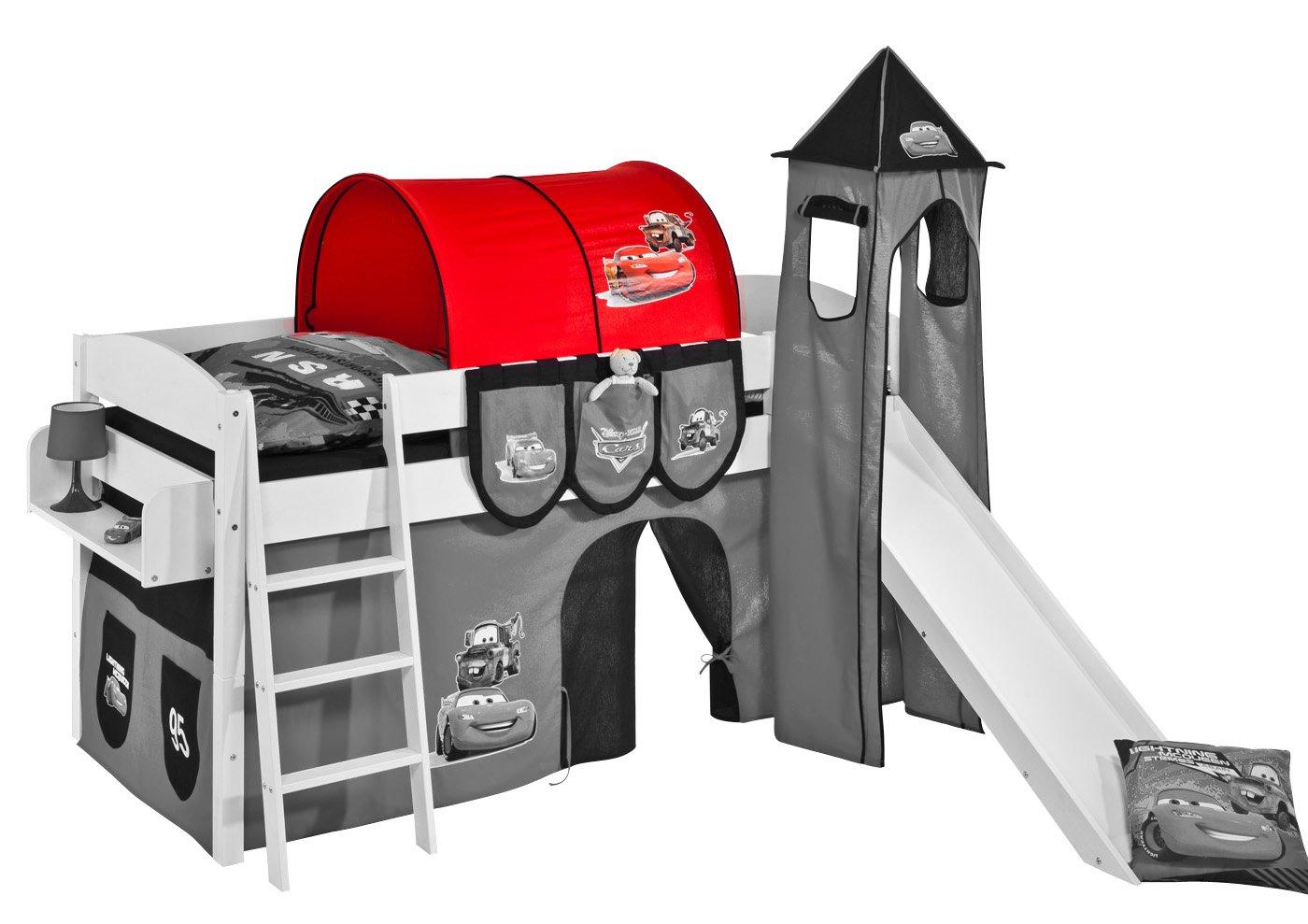 Lilokids Tunnel Disney Cars – für Hochbett, Spielbett und Etagenbett bestellen