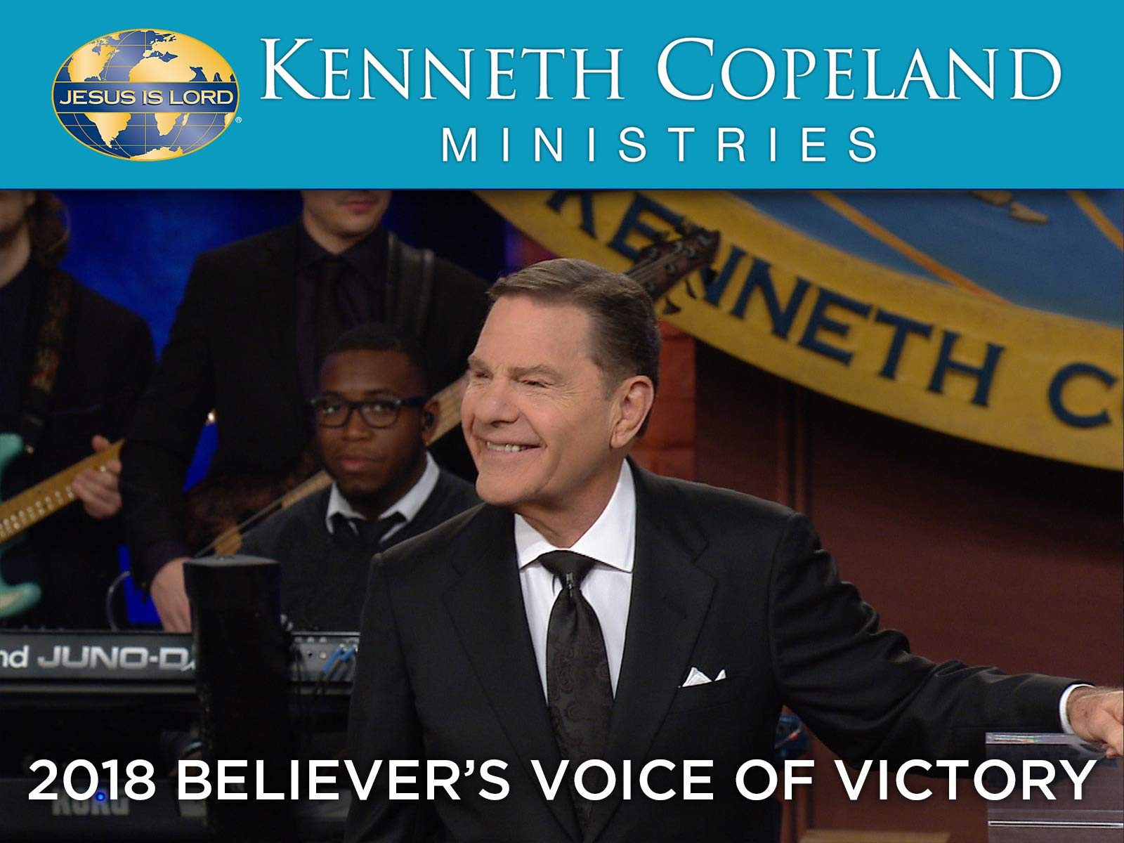 Kenneth Copeland 2018 - Season 19