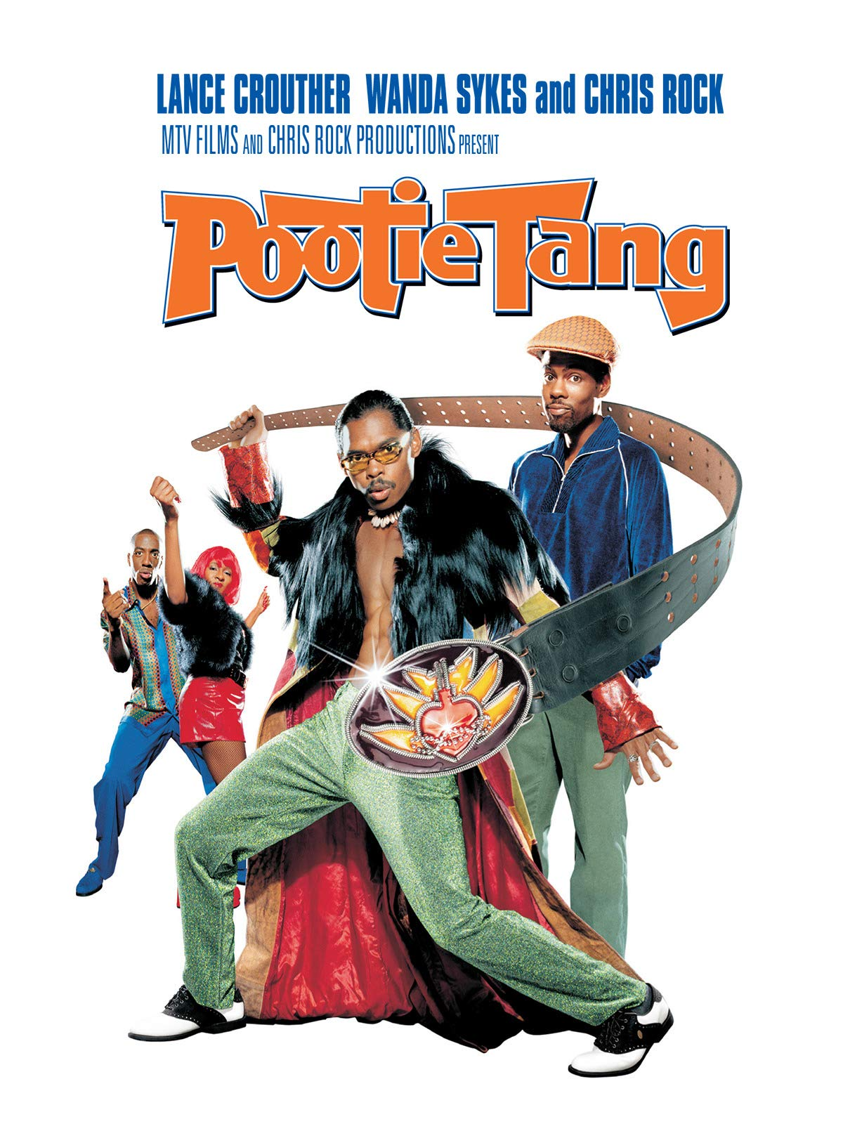 Pootie Tang on Amazon Prime Video UK