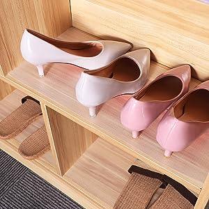 Hemoton 2 Rolls Cabinet Shelf Drawer Liner Non-Adhesive Waterproof Non-Slip EVA Mat Transparent 17.7 x 59 (Color: Transparent)