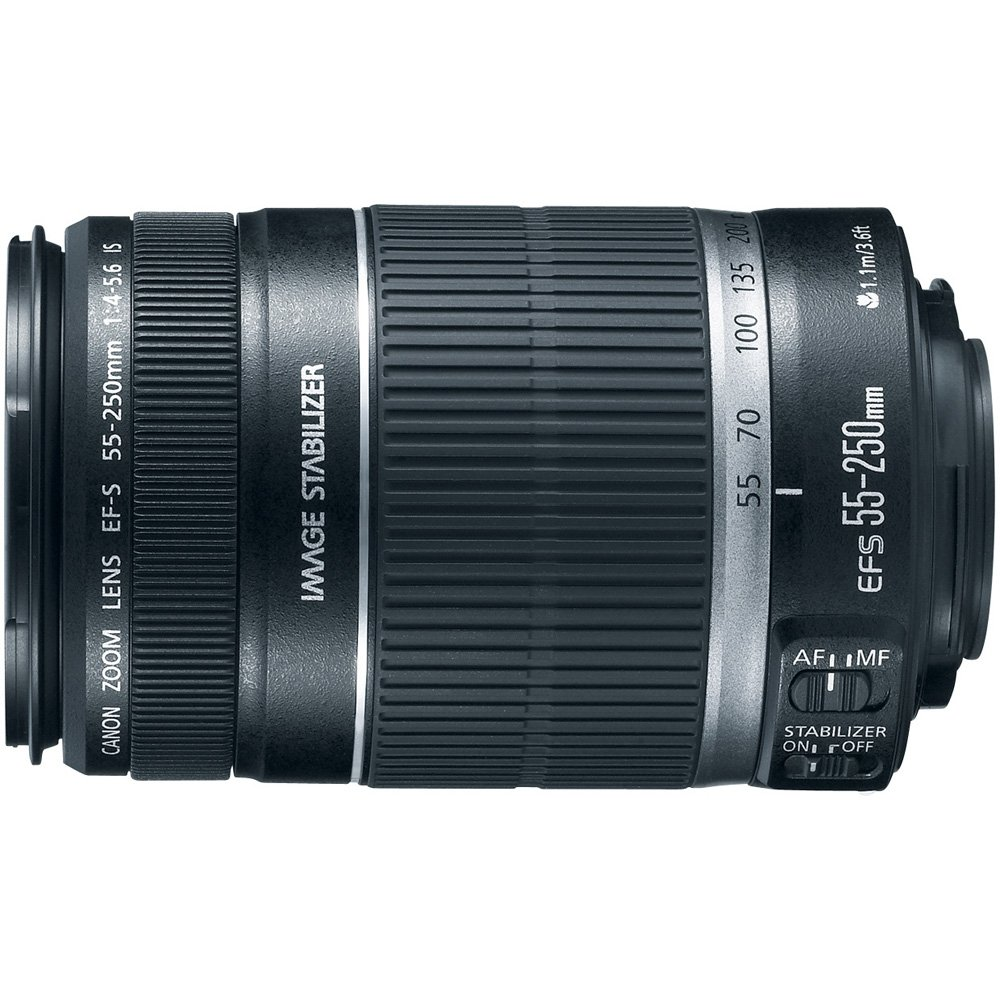 Canon 55-250mm STM Review - Ken Rockwell