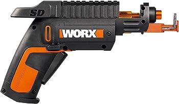 Worx WX255L Semi-Automatic Power Screw Driver with Screw Holder